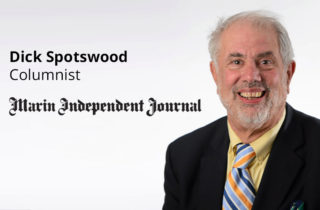 Dick Spotswood: Getting things done requires vision and risk